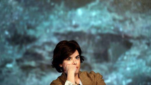 ¿Qué es de Soraya Sáenz de Santamaría?: aseguran que prepara su marcha del PP