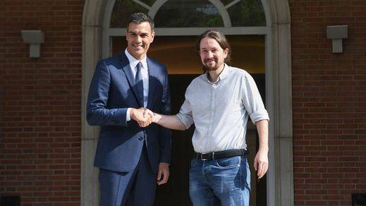 Todos los acuerdos entre Gobierno y Podemos para la legislatura: IVA, autónomos, becas, vivienda, memoria histórica...