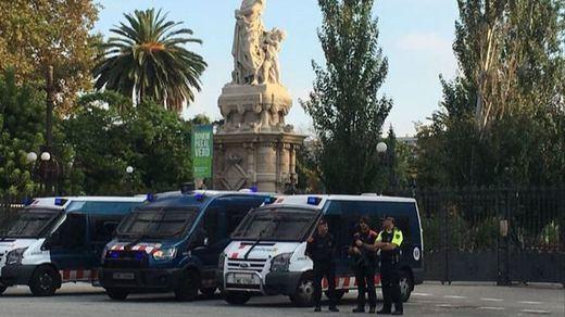 Tras las quejas públicas, Interior mejora el alojamiento de los policías en Cataluña que reforzarán la seguridad del 11-S