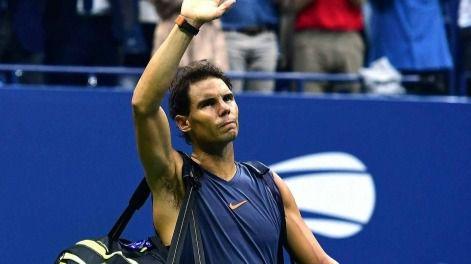 Las rodillas tumban a Nadal: retirado en las semifinales ante Del Potro
