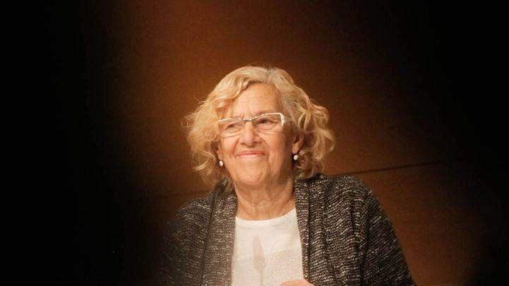 'Sí' a Iglesias: Carmena repetirá como candidata a la Alcaldía de Madrid