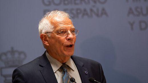 Borrell prefiere la libertad provisional para los presos independentistas catalanes