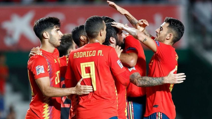 La abrumadora Selección de Luis Enrique arrasa e ilusiona ante Croacia (6-0)
