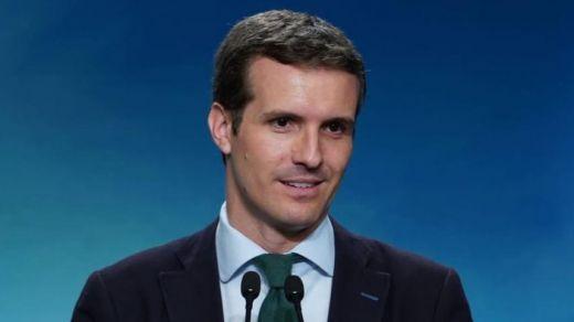 Pablo Casado, acorralado y sin excusas tras la renuncia de Montón