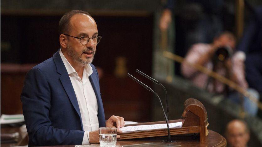 El PDeCAT pacta con el PSOE un proceso de 'diálogo sin impedimientos' dentro de la ley