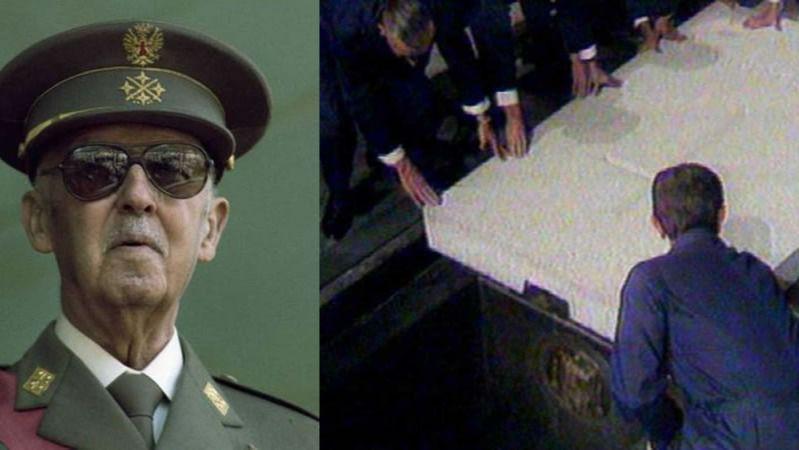 El Congreso valida la exhumación de Franco, lo aplaude 2 minutos y PP y Cs guardan silencio