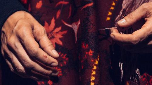 'Unos ojos rumanos': el profundo dolor de una mujer