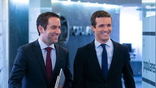 El PP denuncia los intereses ocultos de Sánchez en la propuesta para eliminar los aforamientos