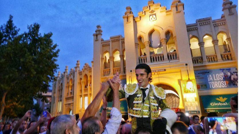 Albacete: repaso de Talavante a Juli y Perera con 'juanpedros' podridos