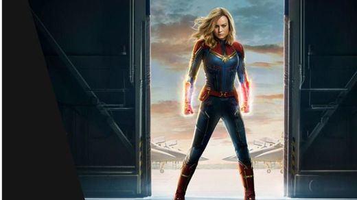 Ya está aquí el tráiler de 'Captain Marvel', protagonizada por Brie Larson
