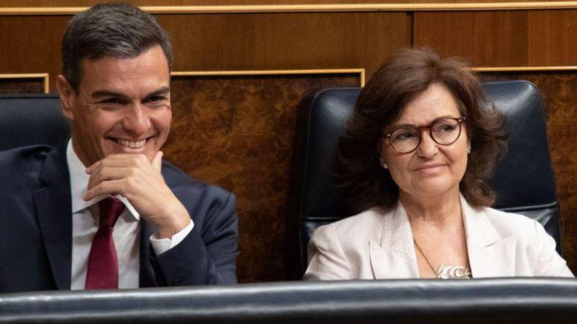Sánchez utiliza una argucia parlamentaria para sortear el veto al Presupuesto en el Senado