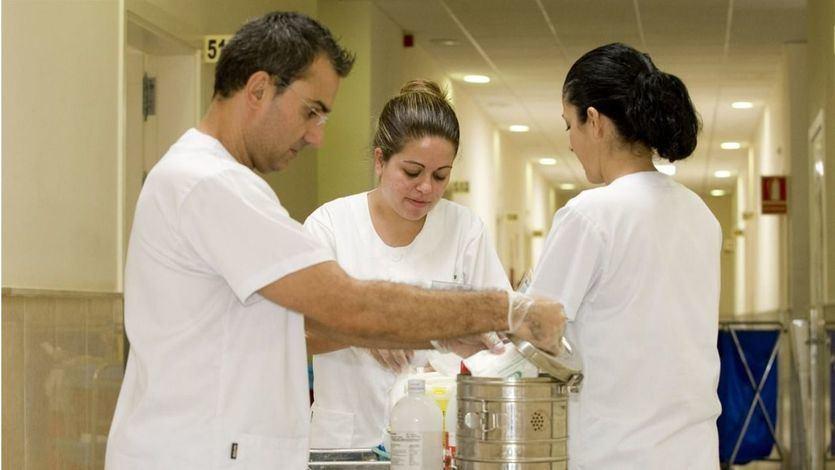 El SESCAM retoma los exámenes a Técnico de Cuidados Auxiliares de Enfermería