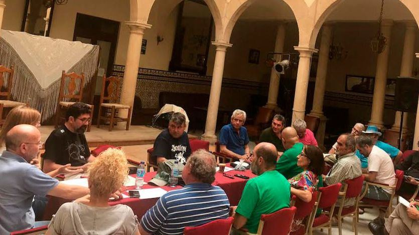 El nacionalismo andaluz pone en marcha una coalición de cara a las elecciones autonómicas