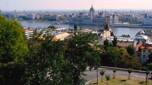Crucero por el Danubio; mil kilómetros de inigualables y maravillosas bellezas