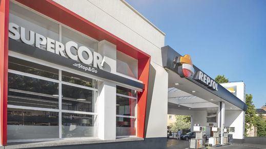 Repsol y El Corte Inglés abrirán 1.000 tiendas Supercor STOP&GO en tres años
