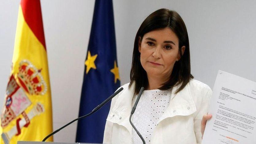La juez del 'caso máster' abre una investigación a la ex ministra Carmen Montón por sus estudios en la Universidad Rey Juan Carlos