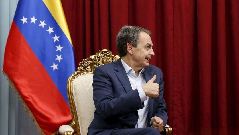 Las duras críticas a Zapatero por su papel de mediador en la crisis venezolana