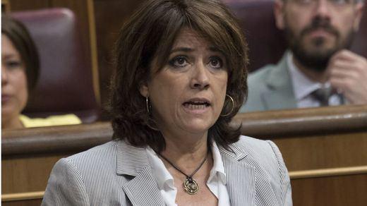 El PP anuncia que reprobará a la ministra de Justicia por