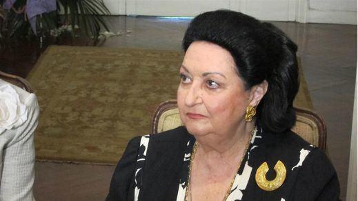 Montserrat Caballé, ingresada por un problema de vesícula