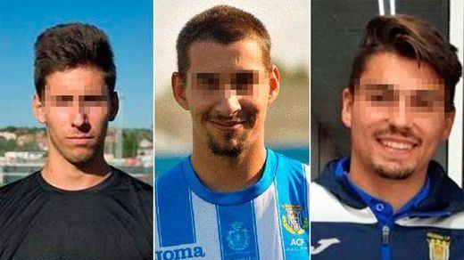 Los 3 ex jugadores de la Arandina, procesados por agresión sexual a una menor