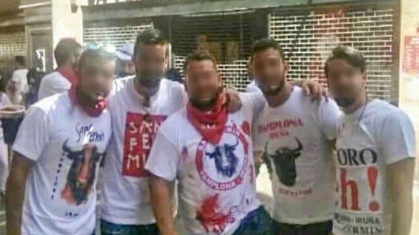Cuatro miembros de 'La Manada' serán juzgados en otro caso de abusos sexuales en Pozoblanco