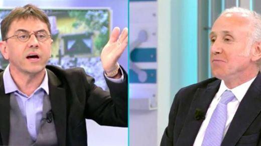 Inda pone el ventilador contra Podemos: 'Quien se ha reunido con Villarejo sois tú y Pablo Iglesias'