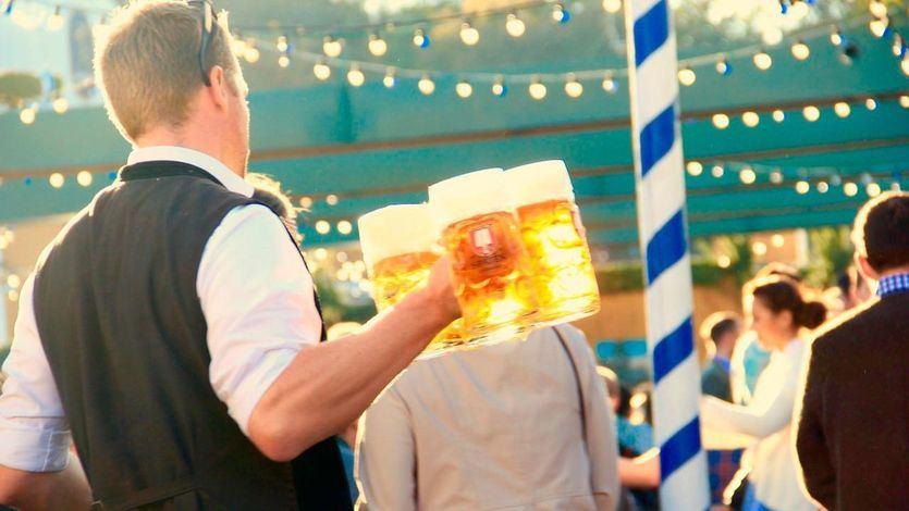Llega el Oktoberfest a Madrid: en busca de la mejor 'birra'