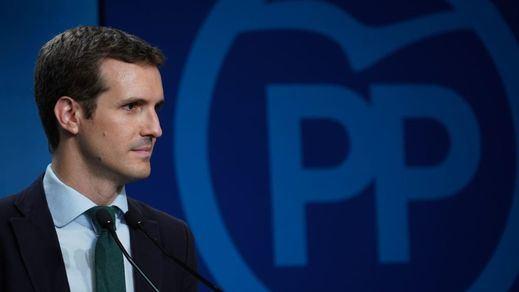 Casado también participó en un encuentro con Villarejo
