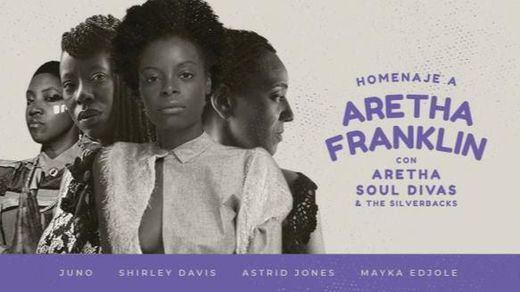 Soul Divas Divas & The Silverbacks, el mejor homenaje a la mejor: Aretha Franklin