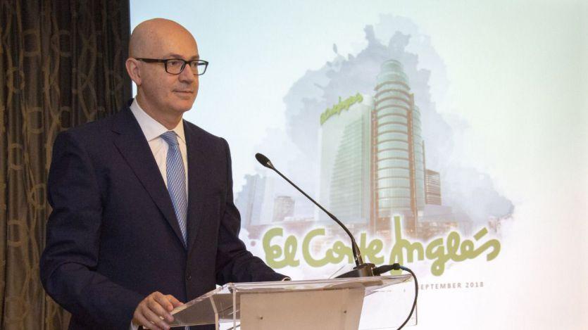 Jesús Nuño de la Rosa, presidente de El Corte Inglés