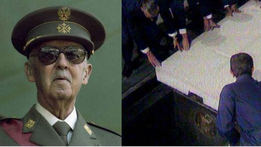 La familia de Franco quiere enterrar los restos del dictador en la Almudena