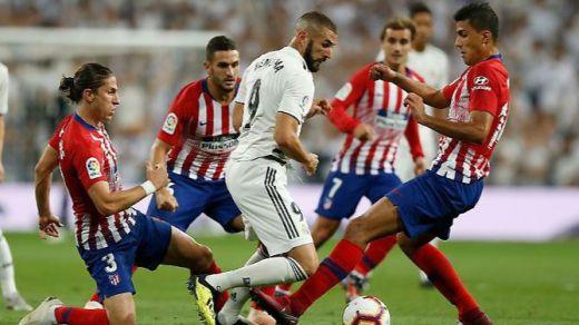 Empate a cero en un derbi que se le escapó al Atleti en la primera y al Madrid en la segunda