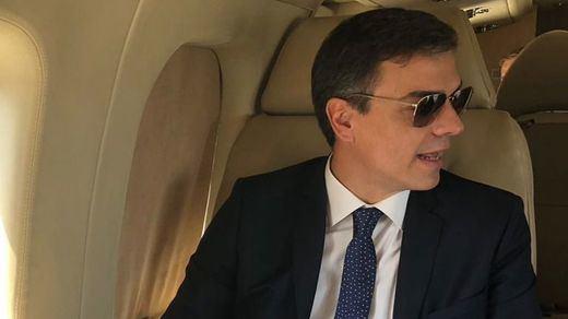 Sánchez se atrinchera frente a los medios para limitar su exposición tras los últimos escándalos