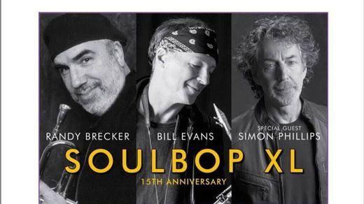 El mítico quinteto 'Soulbop XL' completa un extraordinario programa del V Jazz Palencia Festival