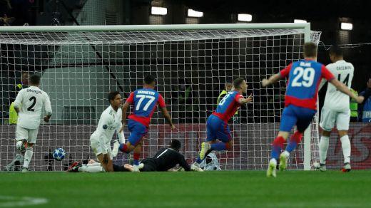 Se encienden todas las alarmas en el Real Madrid tras la derrota en Moscú