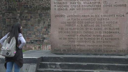 Masacre de Tlatelolco, un episodio de México sin esclarecer