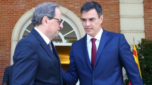 El Gobierno da por superada la 'crisis del ultimátum' de Torra tras las reacciones de ERC y el PDeCAT