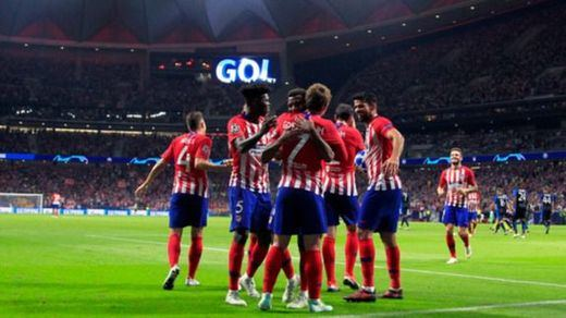 Resumen y goles en vídeo del Atlético 3-1 Brujas en vídeo: Griezmann brilla