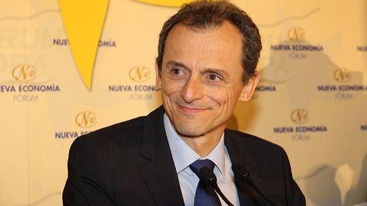 Pedro Duque confirma a la prensa que no se benefició de su sociedad y que incluso perdió dinero