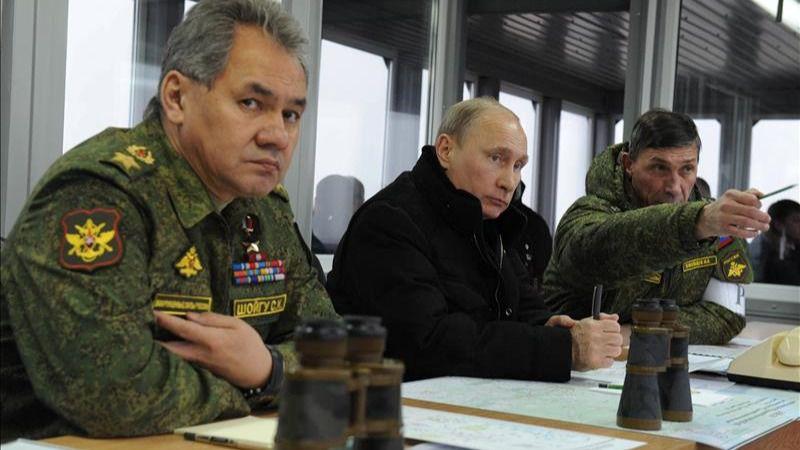 La Rusia de Putin, acusada formalmente de ciberataques contra organismos internacionales
