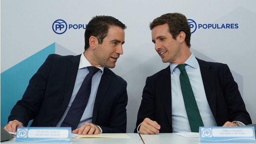 El PP sigue insistiendo en la ilegalización 'de los partidos que instan a la violencia en Cataluña'
