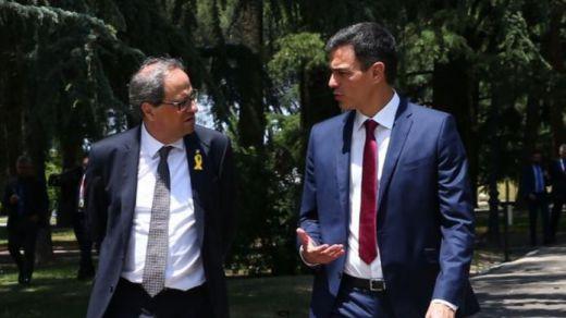 El Gobierno devolvió las amenazas a la Generalitat: aplicación del 155 en caso de ir