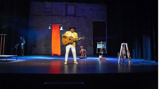 Gabriel Calvo, la tradición de la música de los pueblos llevada a escena (vídeo)