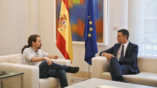 Gobierno y Podemos, a punto de cerrar un acuerdo de Presupuestos basado en igualdad y nuevos tramos de IRPF