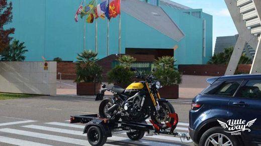 Así es como los remolques Littleway garantizan la seguridad y estabilidad de tu moto