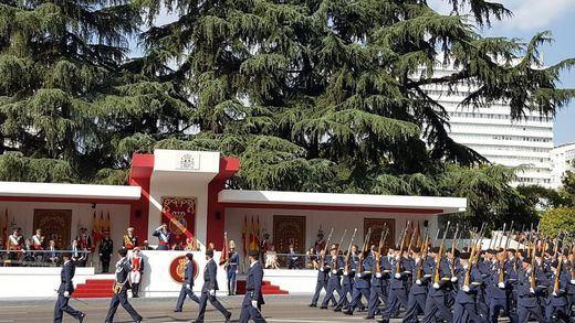 El Gobierno rebaja la tensión patriótica para el desfile del 12 de octubre