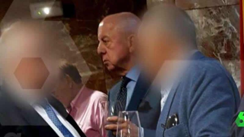 Sánchez, 'avergonzado' por la presencia de 'Billy el Niño' en un acto policial