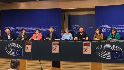 5 víctimas de 'Billy el Niño' piden en el Parlamento Europeo que se investiguen los crímenes del franquismo