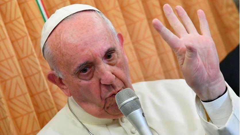 El Papa compara el aborto con 'contratar a un sicario'