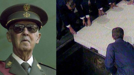 Preocupación en el Gobierno por la inhumación de los restos de Franco en La Almudena